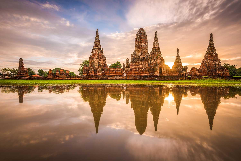 Day 1 - Pattaya to Ayutthaya