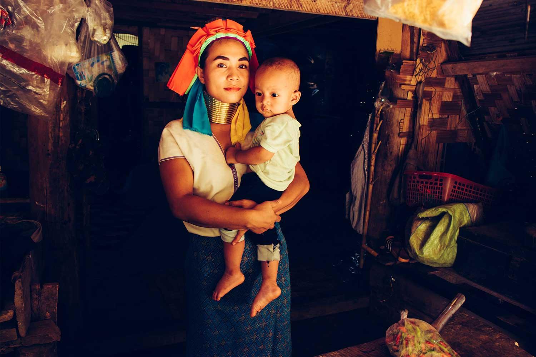 Day 3 - Mae Sariang to Pai