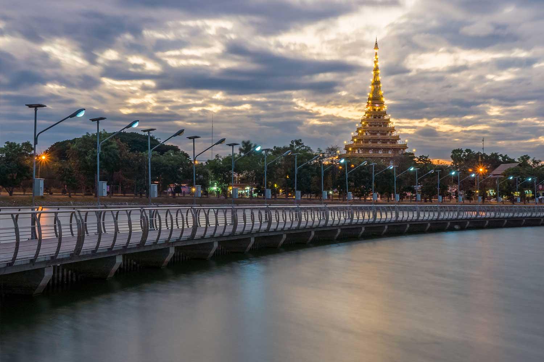 Day 12 - Khon Kaen to Nakhon Sawan