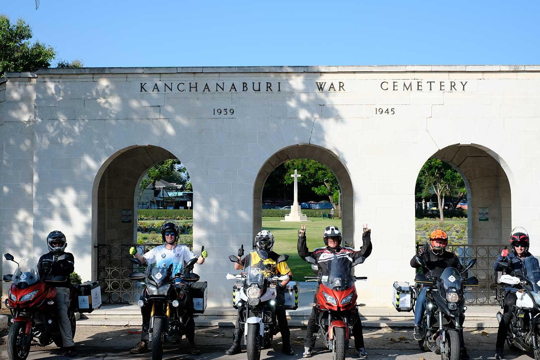 Day 2 - Ayutthaya to kanchanaburi